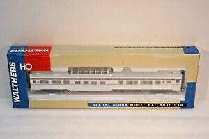 WALTHERS LIST #4 R-T-R HO CANADIAN PACIFIC 85' BUDD DOME COACH PASSENGER CAR