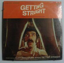 RONALD STEIN Getting Straight O.S.T. Elliott Gould LP SEALED COLGEMS