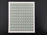 Bund 100er Bogen MiNr. 259 x w postfrisch MNH Formnummer 1 (BW7470