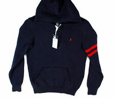 Polo Ralph Lauren Boys' 100% Cotton Jumpers and Cardigans