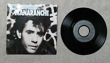 """DISQUE VYNILE 7"""" 45T SP PROMO / ALAIN MANARANCHE """"BERLIN CHANSONNETTE"""" 1989"""