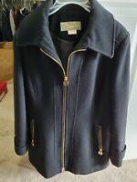 Michael Kors Petite 8p Jacket/coat Black