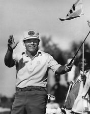 Lee Trevino Golf 1974 Black And White  8x10 Photo Print