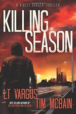 Killing Season (Violet Darger) (Volume 2) by Vargus, L.T. McBain, Tim