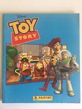 Álbum de cromos Toy Story Panini Disney Incompleto año 1995