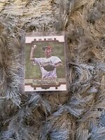 2020 Dr. Anthony Fauci -One Of A Kind -MLB Opening Day First Pitch Baseball Card