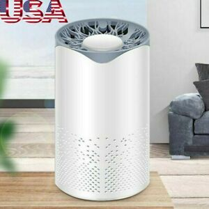 Room Air Purifier HEPA Filter Home Smoke Cleaner Eater Indoor Dust Remover