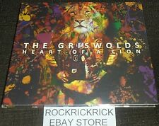 THE GRISWOLDS - HEART OF A LION -4 TRACK RARE CD EP- DIGIPAK