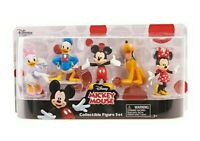 Disney Mickey Mouse Collectible Figure Set-5 Piece set