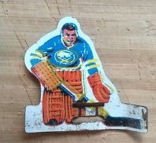 Vintage  Coleco Metal Table Hockey Player-1970-Buffalo Sabres