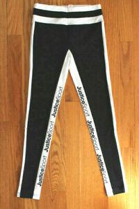 Justice Active Girls' High Waist Legging - Sizes 8, 10, 12, 14, 16-18
