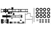 #084697 - Herpa Fahrgestell Mercedes-Benz Econic für Kofferaufbau - 1:87