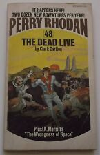 #48 Perry Rhodan THE DEAD LIVE science fiction paperback ACE 66031