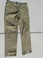 Dickies 874 Men Size 36 Beige Pants Original Fit