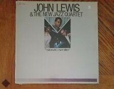 JOHN LEWIS & THE NEW JAZZ QUARTET / SLAVIC SMILE ~ French LP ~ NEW MINT ~ SEALED