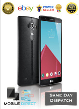 LG G4 H815 - 32GB 4G LTE Black Unlocked 16MP Camera Android Smartphone