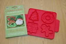 NORDIC WARE CHRISTMAS HOLIDAY COOKIE CUTTER - 8 SHAPES IN 1 - BNIP ~~