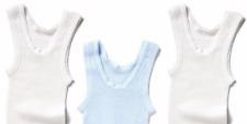 Bonds Girls Size 12 White Teena Singlet Thin Strap