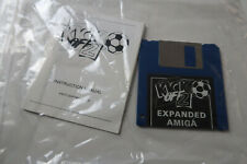 Kick Off 2 Expanded A Anco Game for the Amiga Computer tested & working