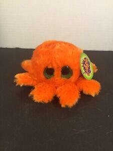 "Fiesta Lubby Cubbies Sealife Plushie 3.5"" - Octopus"