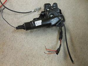 Cadillac Seville Eldorado (1996-2002) Trunk Latch Power Lock Actuator 16629762