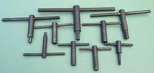 Vierkant Spannschlüssel 4-10 mm Vierkantschlüssel 4-kant Drehfutter Backenfutter