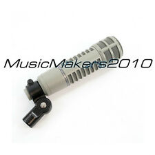 EV Electro Voice RE20 Dynamic Microphone Large Diaphragm Mic - Sounds Great!!!