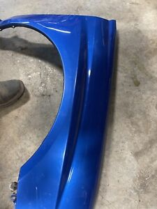2004 SUBARU IMPREZA WRX STI Fender World Rally Blue