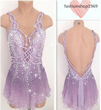 2018 New Ice Figure Skating Dress  Figure skaitng Dress  For Competition xx481