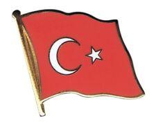 Türkei Flaggen Pin Fahnen Pins Fahnenpin Flaggenpin Anstecker