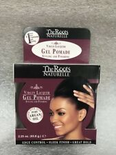 2.25oz THE ROOTS Virgin Lacquer Gel Pomade EDGE CONTROL SLEEK FINISH GREAT HOLD