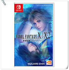 SWITCH FINAL FANTASY X / X-2 HD REMASTER Square Enix RPG Games