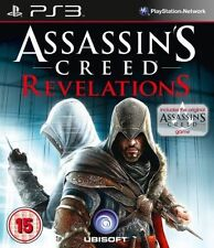 Assassins Creed Revelations PlayStation 3 Ps3 Complete With Manual