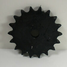 Martin 8018 #80 Single Row Sprocket .900 Bore To Size 18 Tooth