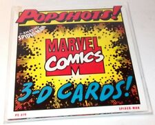 ✰ Marvel Comics ✰ SPIDERMAN ✰  3-D Birthday Pop-Up Greeting Card New by PopShots