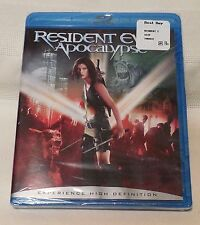Resident Evil: Apocalypse (Blu-ray Disc, 2006) New and Sealed