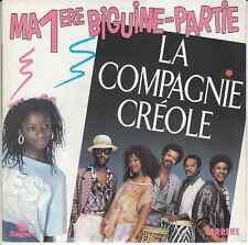 45 T SP LA COMPAGNIE CREOLE *MA 1er BIGUINE-PARTIE*