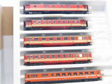 Liliput H0 886 Reisezugwagenset 5teilig ÖBB AC OVP (Q1732)