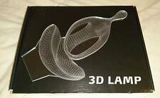 Budda 3d Lampada Luce Nuovo USB 7 COLORI