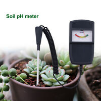 Garden Digital Soil PH Meter Soil Moisture Monitor Temperature Sunlight Tester