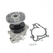 Engine Water Pump with Fan Clutch-SLT US Motor Works MCK1078