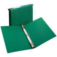"New Avery 1"" Green Hanging File Storage Binders (12pk) - 14802 - Free Shipping"
