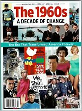 NEW American Collector's Special Edition The 1960s A Decade of Change BOOK 2018