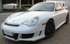 PARAURTI ANTERIORE IN VETRORESINA PORSCHE 911 996 PH2 FB675 NEWS 2016