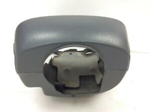 96 97 98 99 00 Civic Both Steering Column Covers Gray, Light Gray Used OEM