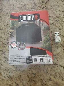 Weber 7130 Grill Cover For Weber Genesis II & Genesis 300 Series Gas Grills