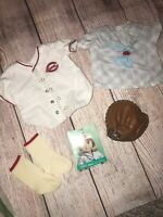 American Girl Kit's Retired Red's Fan Outfit