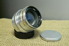 JUPITER - 8.  F2 /50mm USSR /Russian lens M39 for RF camera (184)