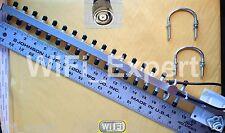 1 20dBi 18dBi Yagi WiFi Antenna RP-TNC Linksys WRT54G WRT54GL DD-WRT Tomato Pair
