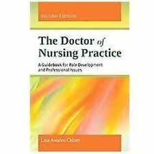 The Doctor of Nursing Practice: A Guidebook for Role Development and Profession